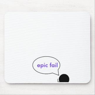 hi, epic fail mouse pad