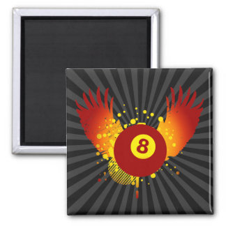 hi-fi billiards 2 inch square magnet
