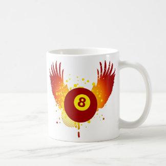 hi-fi billiards coffee mug