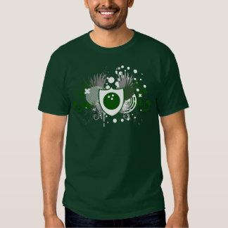 hi-fi bowling tee shirt