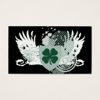 hi-fi clover argyle business card