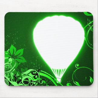 hi-fi hot air balloons mouse pad