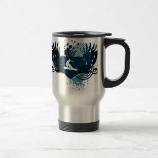 hi-fi snowboard travel mug