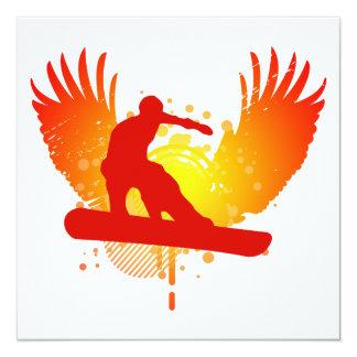hi-fi snowboarder card