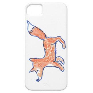 Hi Fox ! iPhone 5 Cases