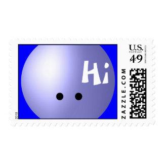 Hi Friends Postage