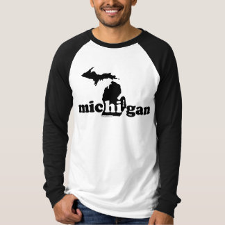 Hi From Michigan T-Shirt