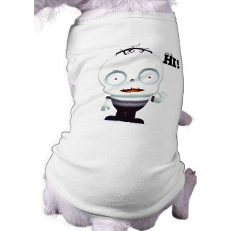 Hi! Halloween Dog Shirt