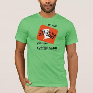 Hi-Hat Supper Club, Rush St., Chicago, IL T-Shirt