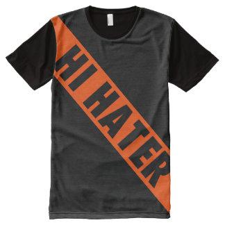 Hi hater - Bye hater All-Over-Print Shirt