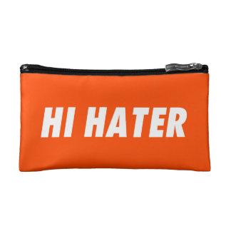 Hi hater - Bye hater Cosmetic Bag