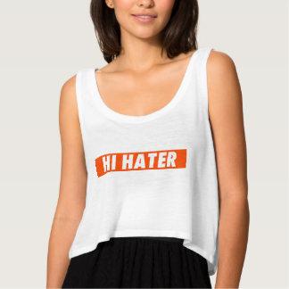 Hi hater - Bye hater Tank Top