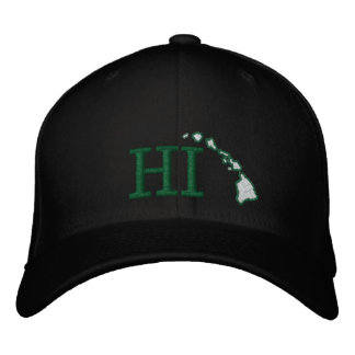 HI Hawaii Hat Baseball Cap