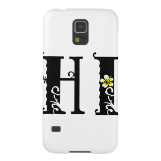 HI Hawaii hibiscus icon Galaxy S5 Cover