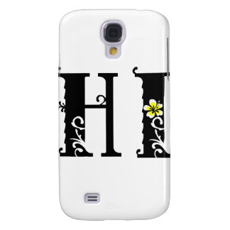 HI Hawaii hibiscus icon Samsung Galaxy S4 Cover