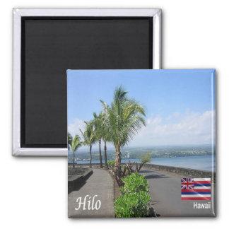 HI - Hawaii - Hilo Magnet