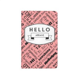 HI & Hello! Around the World Travel Journal