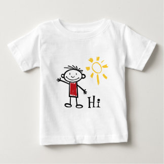 Hi, Hello, How are you? Baby T-Shirt