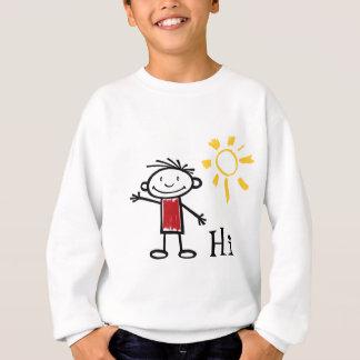 Hi, Hello, How are you? Sweatshirt