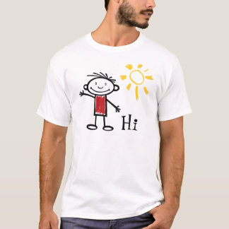 Hi, Hello, How are you? T-Shirt