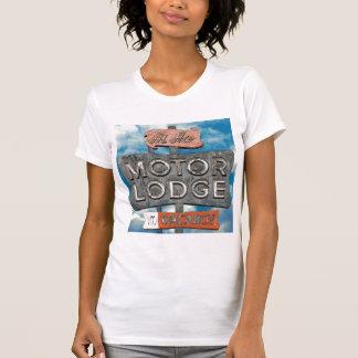 HI HO MOTOR LODGE t-shirt