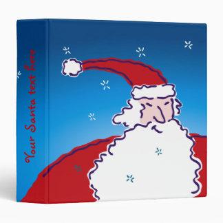 """Hi Ho Santa 1.5"""" Binder"""