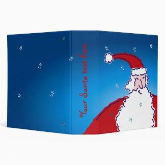 """Hi Ho Santa 2"""" Binder"""