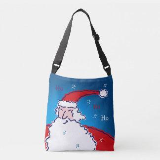 Hi Ho Santa Crossbody Bag