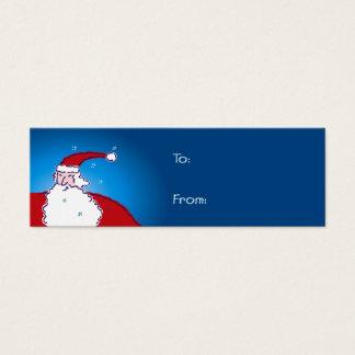 Hi Ho Santa! Gift Tags