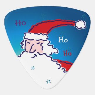 Hi Ho Santa Guitar Pick