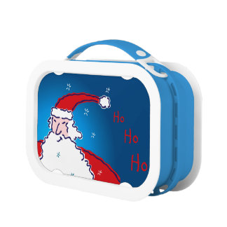 Hi Ho Santa Lunch Box