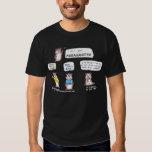 Hi, I'm Abrahamster Dark T-Shirt Apparel