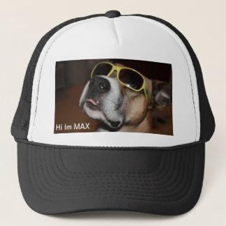 Hi Im MAX Cap