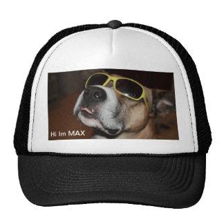 Hi Im MAX Cap Trucker Hat