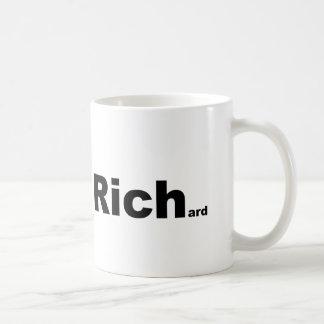 HI I'M RICHard Mug