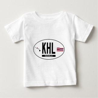 Hi-KAHALA-Sticker Baby T-Shirt