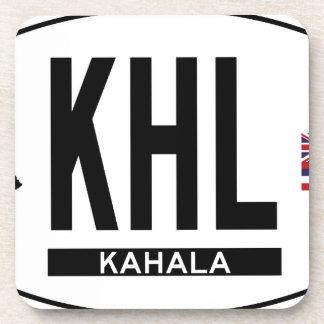 Hi-KAHALA-Sticker Coaster
