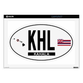 Hi-KAHALA-Sticker Decals For Laptops