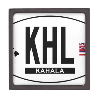 Hi-KAHALA-Sticker Gift Box