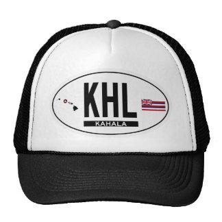 Hi-KAHALA-Sticker Trucker Hat