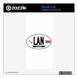 Hi-LANIKAI-Sticker Skin For The iPhone 4