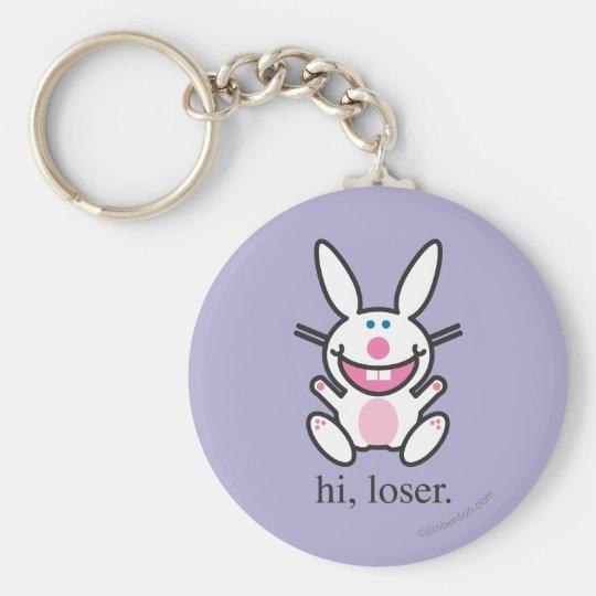 Hi Loser Keychain
