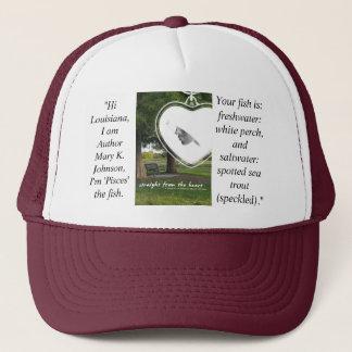 """''Hi Louisiana"""" Trucker Hat"""