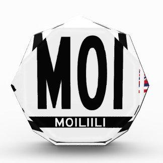 Hi-MOILIILI-Sticker Acrylic Award