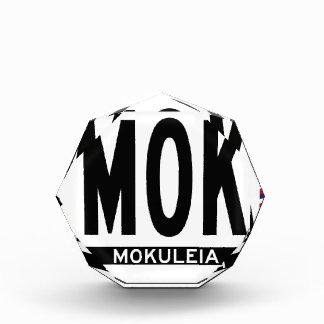 Hi-MOKULEIA-Sticker Acrylic Award