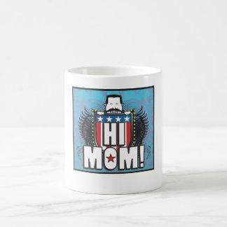 Hi Mom Coffee Mug