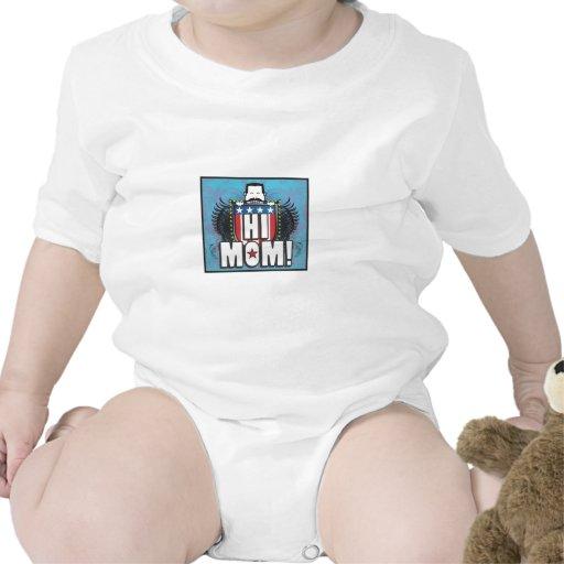 Hi Mom Shirts