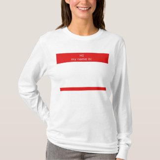 Hi! my name is T-Shirt