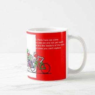 Hi, Paris Coffee Mug