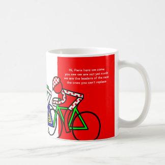 Hi, Paris here we come Coffee Mug
